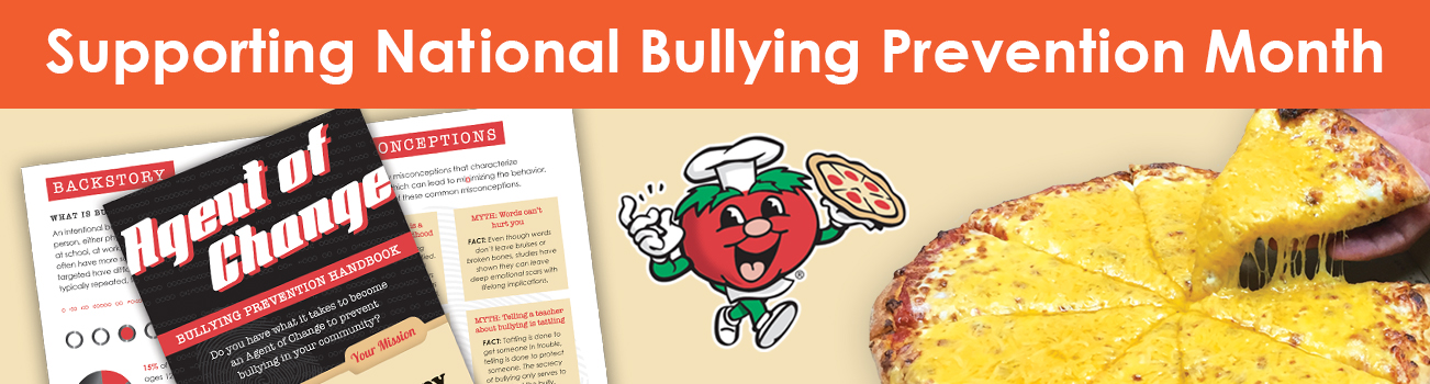 Supporting National Bullying Prevention Month